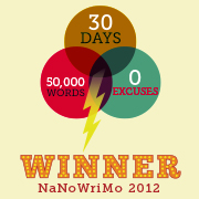 NaNo Til Your Heart Stops Beating Nanowrimo