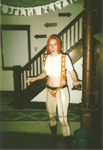 the fifth element leeloo costume