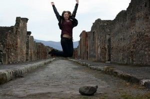 Italy: Pizza, Ancient Ruins, and a Healthy Dose of Creepers czech it out