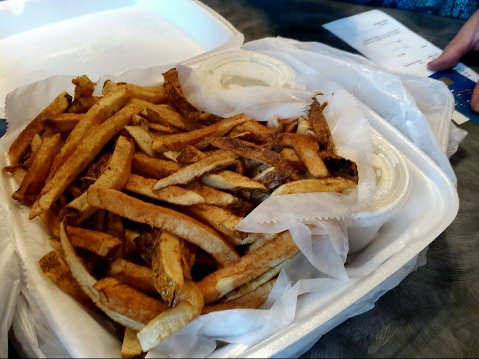 fresh cut fries from micheal's