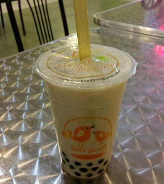 bubble tea in chicago chinatown